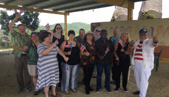Conference registrants enjoy Puerto Rico tour