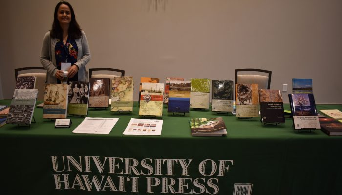 UHawaii Press at the 28th Annual WHA Conference